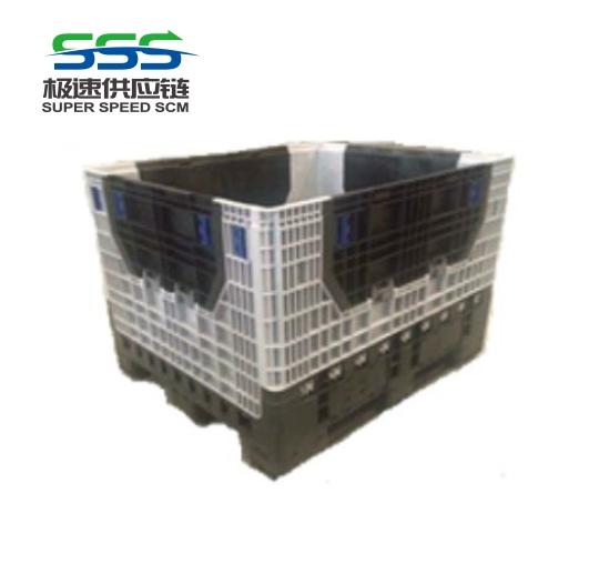 HYK1159塑料卡板箱