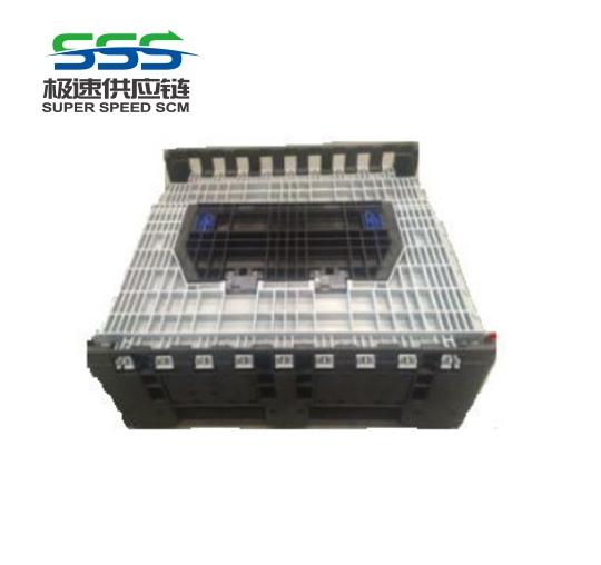 吴江HYK1111塑料卡板箱